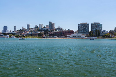 Aquatic Park/Ghirardelli Square. Aquatic Park Pier - San Francisco, CA