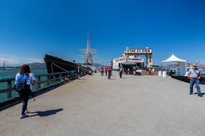 Hyde Street Pier - San Francisco, CA