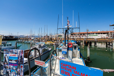 Fisherman's Wharf - San Francisco, CA