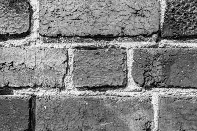 Bricks. San Francisco General Hospital - San Francisco, CA, USA