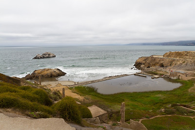 Sutro Baths - San Francisco, CA, USA