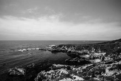 Near SR-1 - Carmel-By-The-Sea, CA, USA
