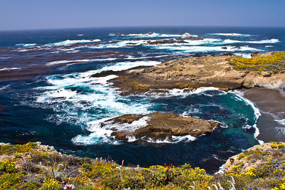 Point Lobos State Reserve - Big Sur, CA, USA