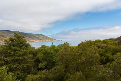 Pacific Ocean. Andrew Molera State Park - Big Sur, CA, USA