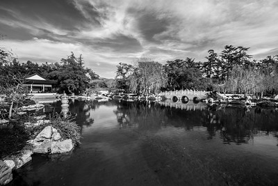 Chinese Garden. Huntington Library, Art Collections, and Botanical Gardens - San Marino, CA, USA