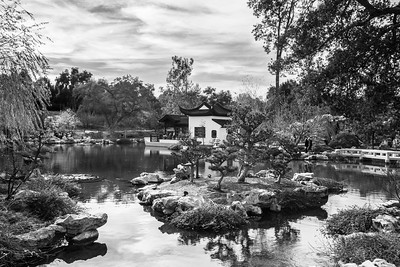 Chinese Garden. Huntington Library, Art Collections, and Botanical Gardens - San Marino, CA, USA