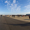 Panorama of NASA Moffett Field - Mountain View, CA, USA