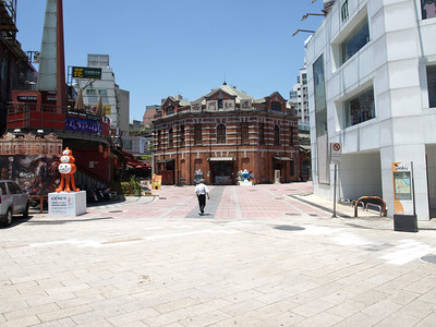 Red House Theater (红楼剧场) - Taipei, Taiwan (台北,台湾)