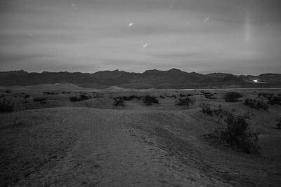 Mesquite Flat Sand Dunes. Death Valley National Park, CA/NV