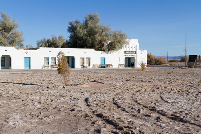 Amargosa Hotel and Opera House. Death Valley Junction, CA, USA