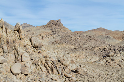 Alabama Hills. Eastern Sierras. Inyo County, CA, USA