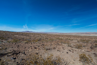 Longview Overlook. Nevada Side. Lake Mead National Recreation Area - NV, AZ