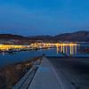 Lake Mead. Callville Bay Marina. Nevada Side. Lake Mead National Recreation Area - NV, AZ
