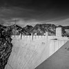 Hoover Dam. Arizona Side. Lake Mead National Recreation Area - NV, AZ