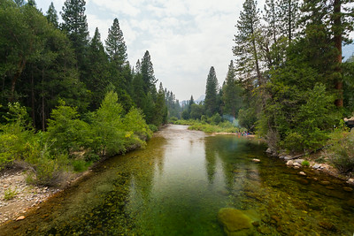 King's River. SR-180 - King's Canyon National Park, CA, USA