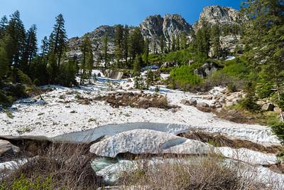 Deadman Creek. Near SR-108. Stanislaus National Forest, CA, USA