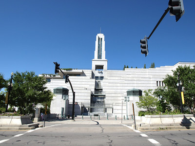 The Church of Jesus Christ of Latter-day Saints - Salt Lake City, Utah, USA