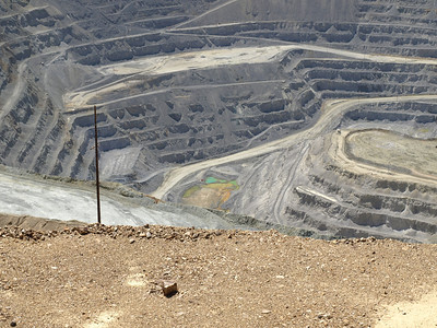 Kennecott Copper Mine/Bingham Canyon Mine - Utah, USA