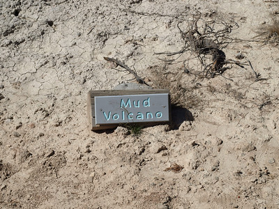 Mud Volcano. Yellowstone National Park