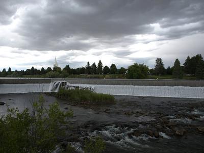 Idaho Falls - Idaho, USA