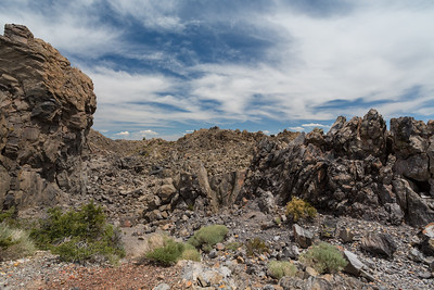 Crater. Panum Crater. Mono-Inyo Craters. Inyo National Forest, CA, USA