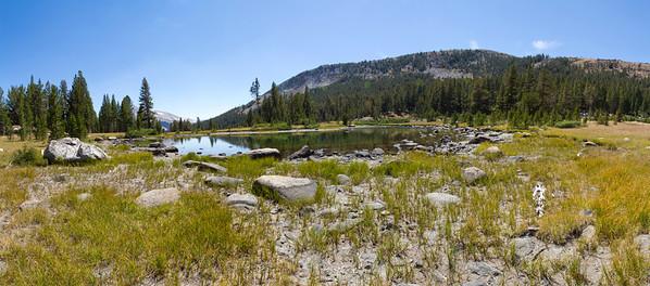 Panorama. Yosemite National Park - California, USA