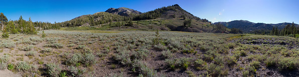 Panorama. Highway 108. Stanislaus National Forest, CA