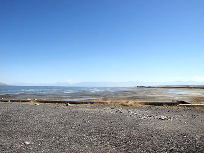 Great Salt Lake - Utah, USA