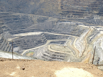 Kennecott Copper Mine/Bingham Canyon Mine - Utah, USA