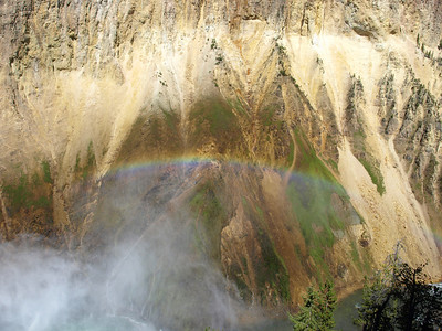Uncle Tom's Trail - Yellowstone National Park