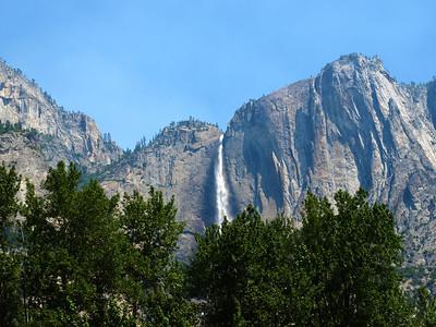 Upper Yosemite Fall - Yosemite National Park - California, USA