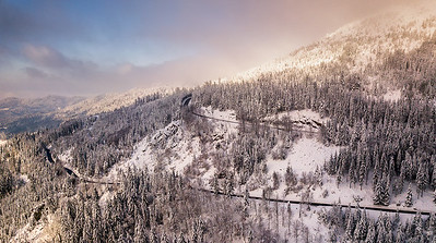 Above the Black Forest II