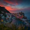 2017.10 - ItalyCT - Vernazza II Sunrise