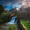 2016.5 - LE - 1xp - The Corfe Castle WaterFall