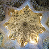 Overhead at the Alhambra, Granada, Spain