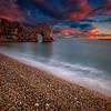 14.2014 - Durdle Door Beach ...
