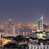 Bangkok view from the Supalai Casa Riva