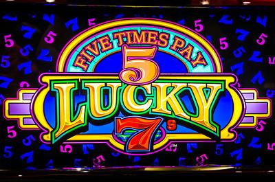 Five Lucky Sevens