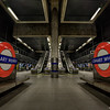 74.2013 - London Tube - Canary Wharf