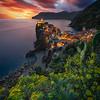 2017.13 - ItalyCT - Vernazza IV Sunset