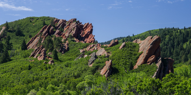 Roxborough in Spring