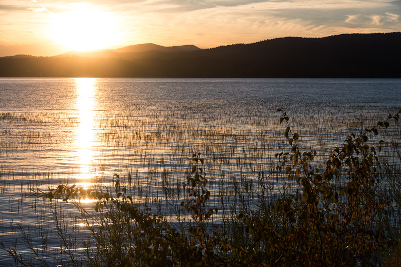 Coeur d'Alene Sunset