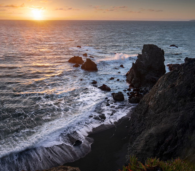 Point Bonita, California