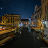 2016.123 - Venice XXVII - Canals at Night