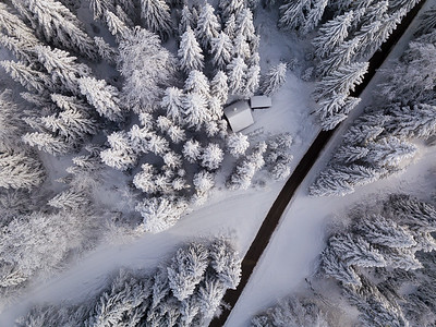 Above the Black Forest, Germany