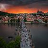 2017.92 - CzechRepublic - Prague - Charles Bridge