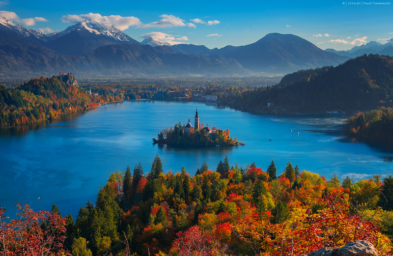 2016.80 - Slovenia VII - LakeBledOjstricaView