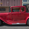 1930 Ford Model A, 5 Window Coupe