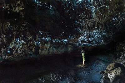 Waipu Caves, New Zealand
