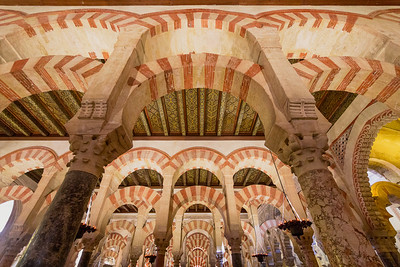 The Mezquita, Cordoba, Spain